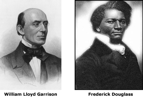 olaudh equiano abraham lincoln and frederick douglas the three writers who helped the abolitionist m