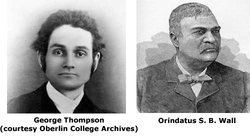 Thompson and Wall