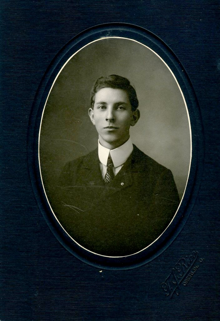 William Mallory, from the Oberlin Heritage Center collections