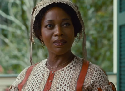 "Alfre Woodard playing Harriet Shaw in ""12 Years a Slave"""