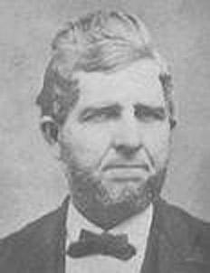 Sheriff Harmon E Burr