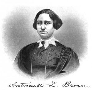 Antoinette Brown