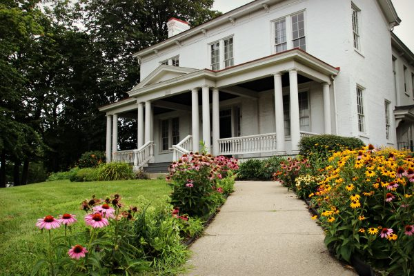 Harriet Beecher Stowe House in Cincinnati