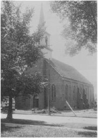 Historic photo of Old Baptist Church