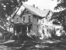 Historic photo of Delta House