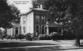 Historic photo of Elmwood Cottage