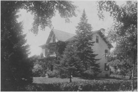 Historic photo of Finney House