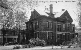Historic photo of Goodrich House