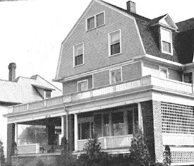 Historic photo of Gray Gables