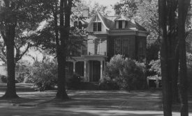 Historic photo of Hoover House Apartments