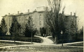 Historic photo of Ladies Hall the Second