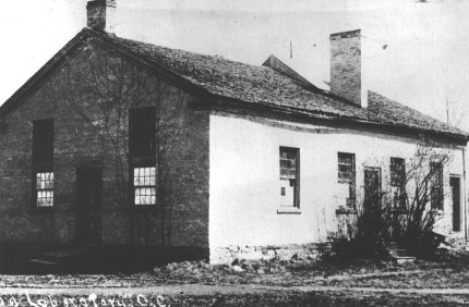 Historic photo of Old Laboratory