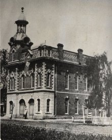 Historic photo of Old City Hall