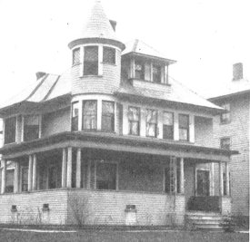 Historic photo of Pfaff House
