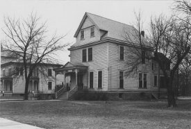 Historic photo of Root House