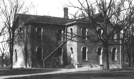 Historic photo of Society Hall