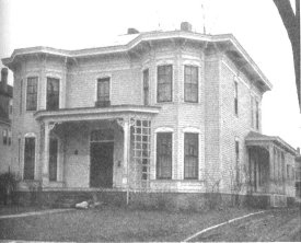 Historic photo of Wright Manor